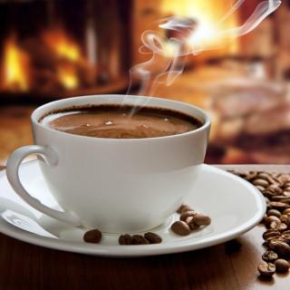 Кава та сигарети - шкода для емалі